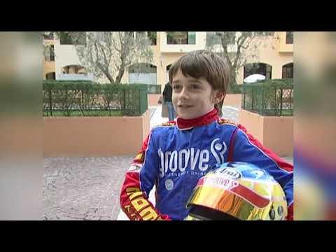 Charles Leclerc : pilote Monégasque de Karting
