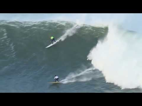 nic lamb - http://www.TheSurfChannel.com The Arnette Punta Galea Challenge took place in the Basque Country of Spain on December 22, 2013. South Africa's Grant 'Twiggy'...
