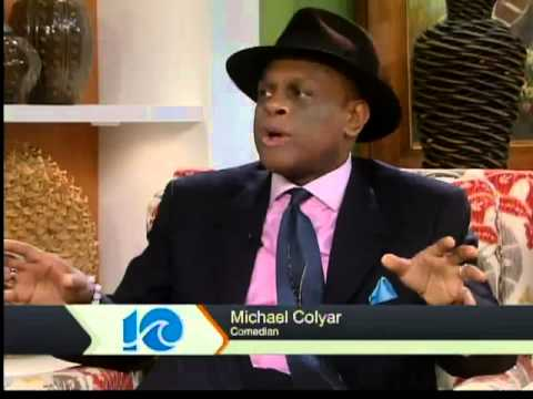 Comedian Michael Colyar on THRS
