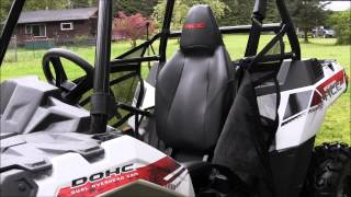 2. 2014 Polaris Sportsman Ace