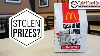 Video The McDonald's Monopoly Scam: Operation Final Answer MP3, 3GP, MP4, WEBM, AVI, FLV Januari 2018