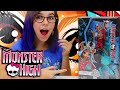 MONSTER HIGH ISI DAWNDANCER BRAND BOO STUDENTS TOY DOLL REVIEW   RADIOJH AUDREY