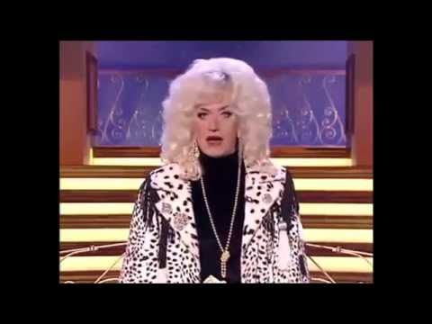 Lily Savage epic rant (never-broadcast) (1997)