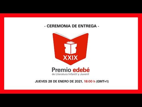 XXIX Premio Edebé de literatura infantil y juvenil