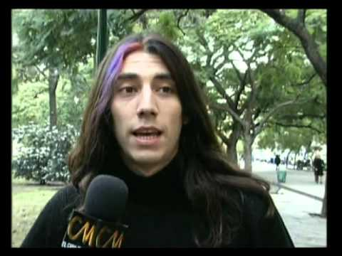 Facundo Toro video Entrevista - CM Folklore 2001