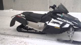 4. 2009 Arctic Cat Z1 Turbo LXR