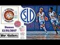 ELCV vs CSL Dijon Basket Dames 13/01/2017 We R Ballers Highlights