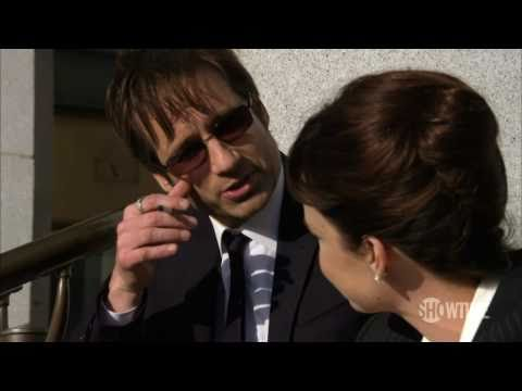 Californication Season 4: Episode 10 Clip - Relationship Conversation