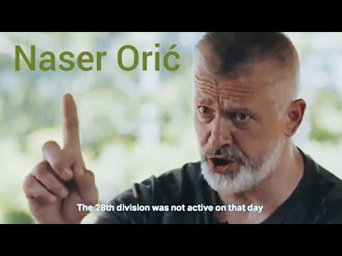 Naser Orić - Legendary Millitary Commander of the Srebrenica defense