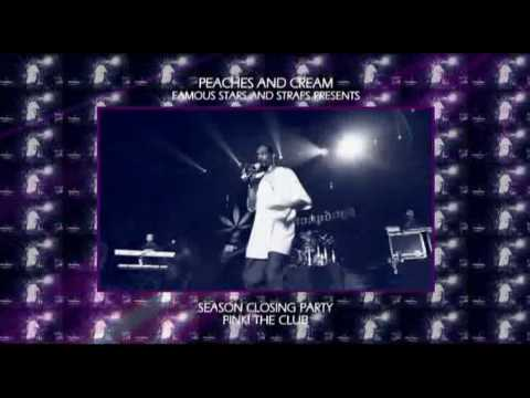 Season Closing Party - Snoop Dogg - Thats Tha Homie - Peaches and Cream @ Pink! The Club