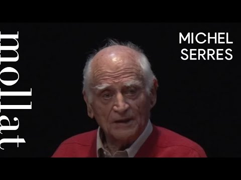 Michel Serres - Le gaucher boiteux