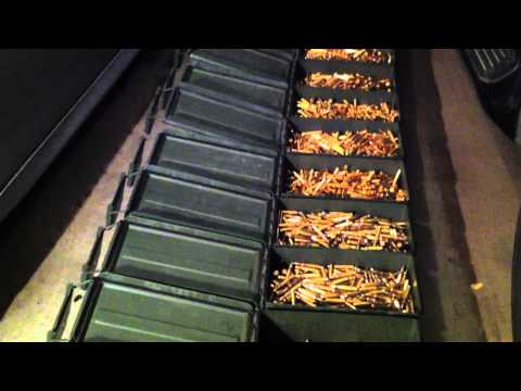 Is this enough ammo for SHTF ?