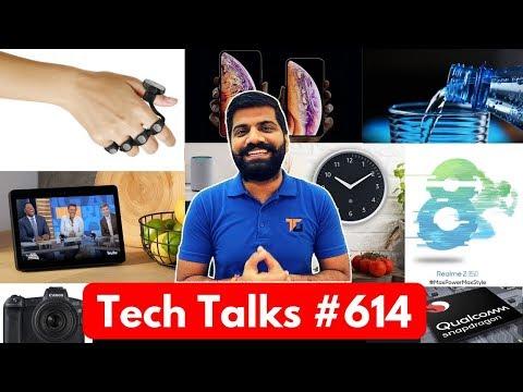 Tech Talks #614 - iPhone Xs Giveaway, Realme 2 Pro 8GB RAM, Whatsapp Updates, Redmi Note 6 Pro_Számítógép, UFO észlelések, mobil, internet videók: