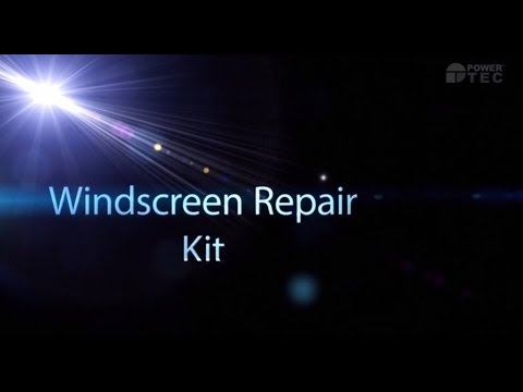 Power-TEC Windscreen Repair