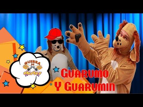 Guarumin y Guarumo   Chiste de los marihuanos