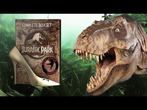 Jurassic Park High Heels Edition Parody