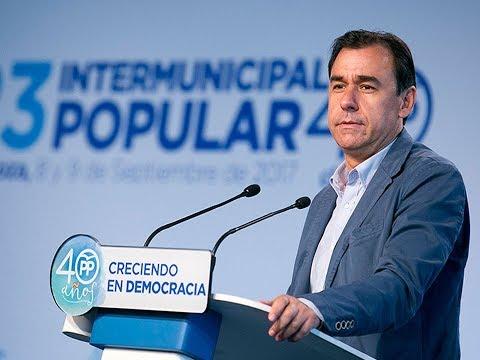 """Maillo: """"El PP está al lado de Rajoy y el Gobierno en la defensa de la libertad y la democracia"""""""