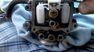 6. 2004 YAMAHA TTR 225 CARBURETOR FLOAT REPLACEMENT