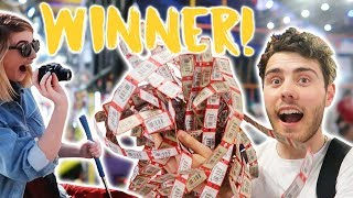Video WE WON THE JACKPOT!!! MP3, 3GP, MP4, WEBM, AVI, FLV Oktober 2018