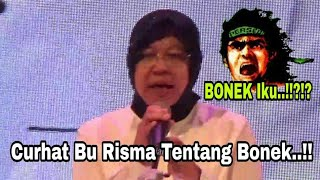 Video Curhatan Bu Risma Tentang Bonek | Bonek Wajib Nonton MP3, 3GP, MP4, WEBM, AVI, FLV November 2018