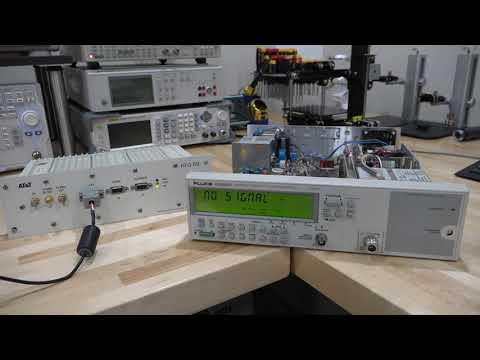TSP #106 - Teardown & Repair of a Fluke PM6685R 4.5GHz Rubidium Frequency Counter