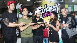 Fukrey Returns Team Masti Full Video | Pulkit, Varun, Ali, Richa Chadda, Manjot