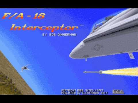 interceptor amiga game