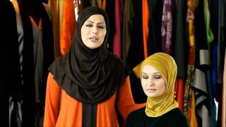RUBY Gathered Fitted Hijab Toturial.wmv