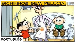 Video Bichinhos sem pelúcia (2002) | Turma da Mônica MP3, 3GP, MP4, WEBM, AVI, FLV Agustus 2018