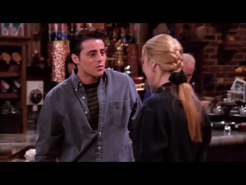 Every Joey and Phoebe kisses