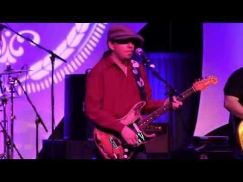 Cold Shot - Tommy Katona & Texas Flood - LIVE! - at The 2016 Dallas International Guitar Show 4-30-16