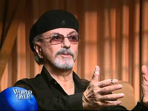 World Over - Dion DiMucci, his life and music - Raymond Arroyo with Dion DiMucci - 08-11-2011