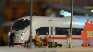 Die wunderschöne Modellbahn vom Modell-Eisenbahn-Club Wuppertal in Spur H0