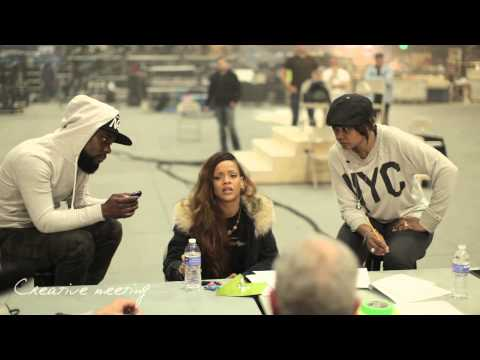 Diamonds World Tour - Run Through First Look