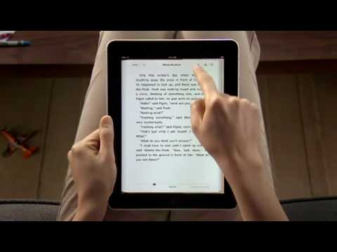 ibook - The iBooks Guided Tour for Apple iPad.