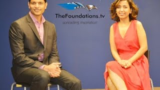 Nabil Kapasi on The Foundations TV