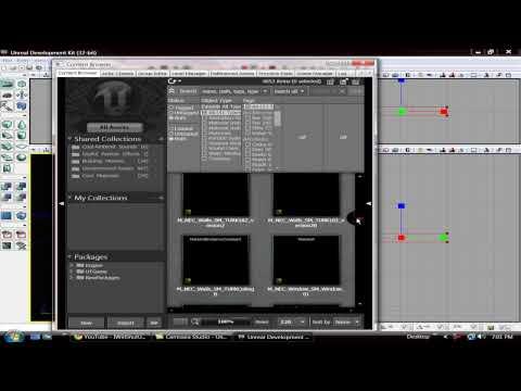preview-UDK Tutorial 1: Pt. 1 Basics (IWillShutUDown)