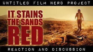 Nonton It Stains The Sands Red  2016      October 2017   Night 8 Film Subtitle Indonesia Streaming Movie Download