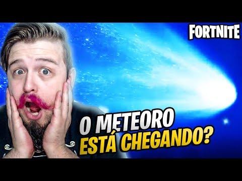 NOVIDADES SOBRE O METEORO! EASTER EGG DESCOBERTO! (Notícia + Partida)