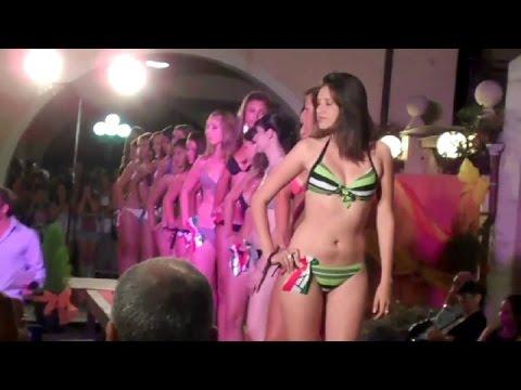 Miss Diano Marina,Hot Bikini Models presented by Gianni Rossi.Slideshow