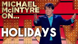 Video Compilation Of Michael's Best Jokes About Holidays | Michael McIntyre MP3, 3GP, MP4, WEBM, AVI, FLV Agustus 2019
