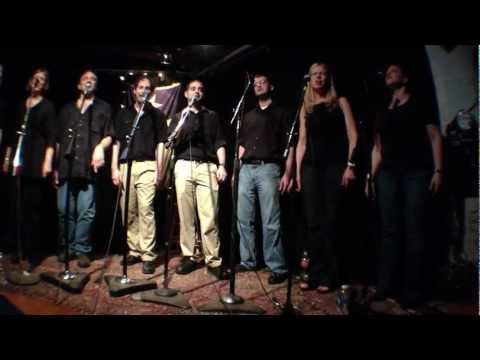 Anderson Fair - Lager Rhythms, a cappella group from Houston TX performing