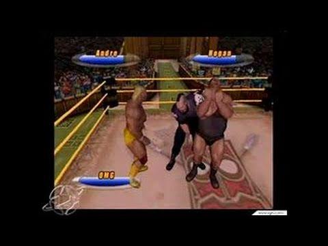 legends of wrestling 2 gamecube roster