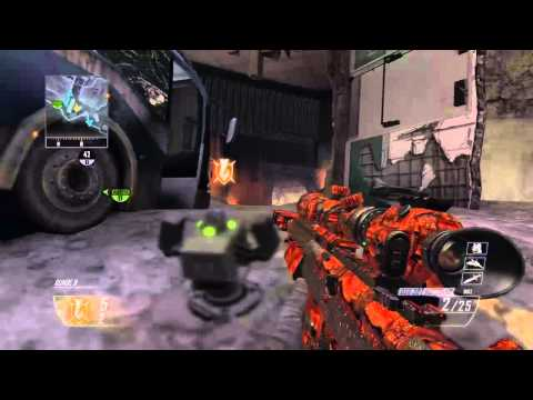 Black Ops II - WTF Collaterall in League Play on Aftermath