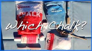 Which Climbing Chalk Should You Use? by The Climbing Nomads