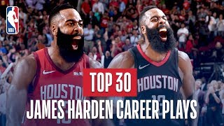 James Harden's Top 30 Plays of His NBA Career