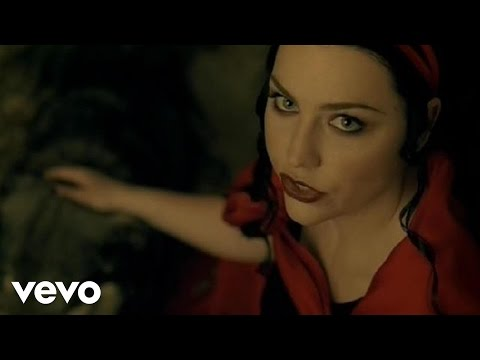 Evanescence - Call Me When You're Sober (видео)