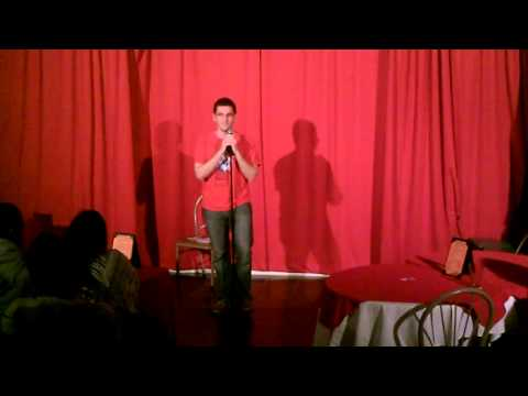 Mike Boland Stand-Up Comedy