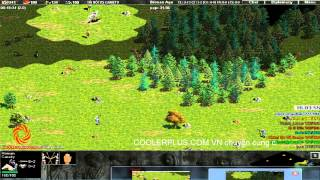HÀ NỘI vs GAMETV  C2 T5 ngày 30/05/2015, game đế chế, clip aoe, chim sẻ đi nắng, aoe 2015
