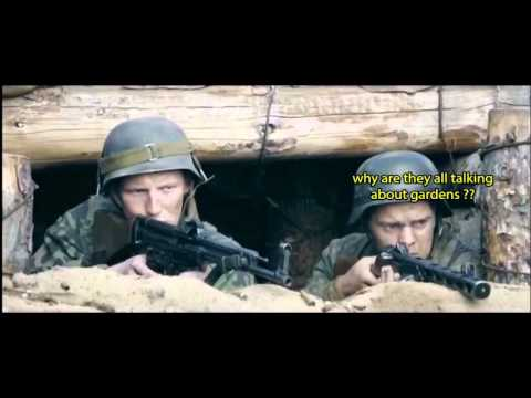 """If the movie """"1944"""" was a Company of Heroes 2 match"""